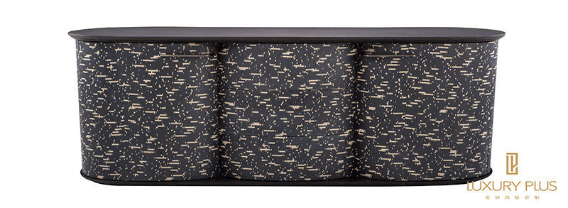 LP-GR-C1919 Solid Wood Sideboard Modern Design