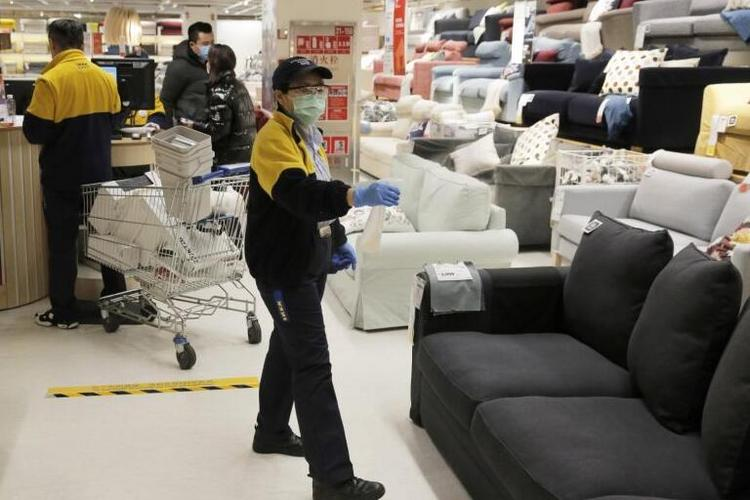 Ikea products sold via third party on Alibaba's Tmall in China