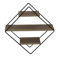 3 Tiers Wall Display Rack