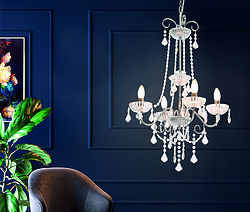 MD15001001-3A - Crystal chandelier