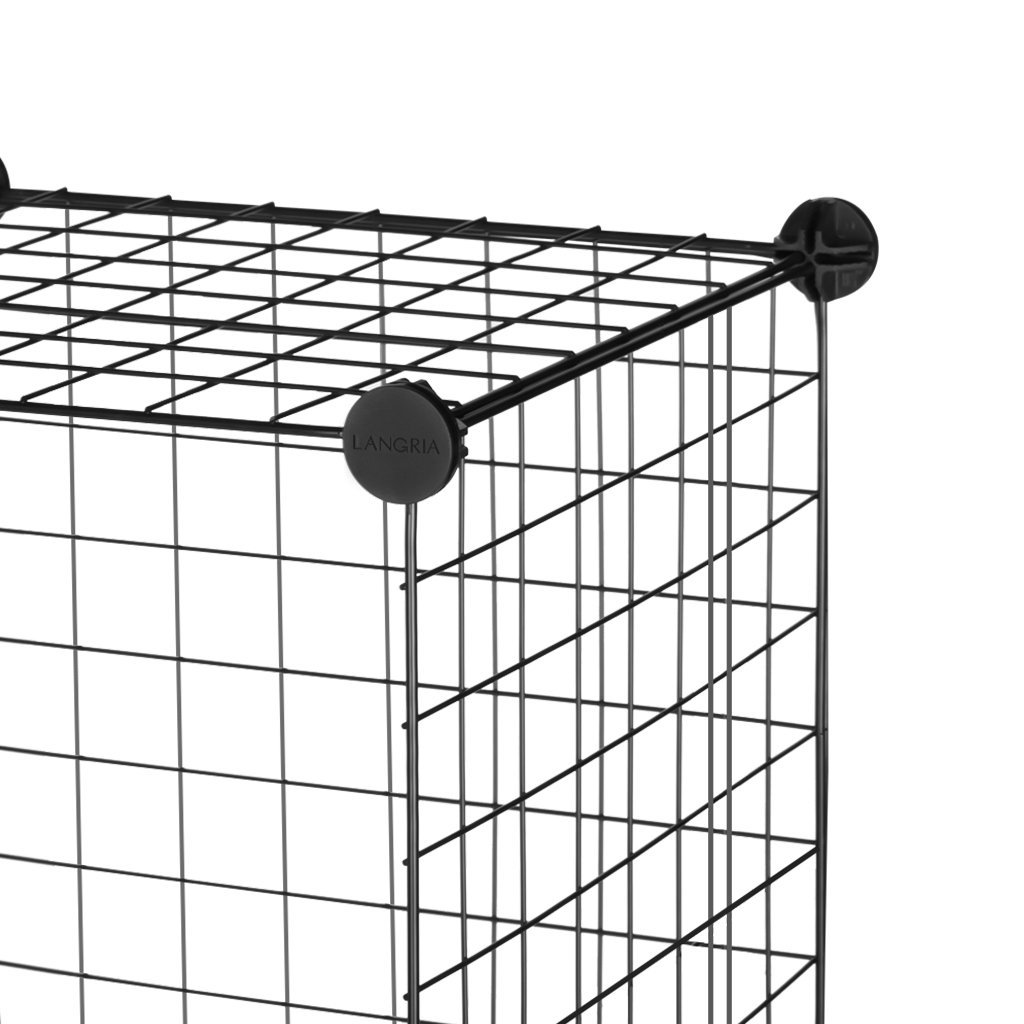 12 Cube Wire Storage Shelves 5