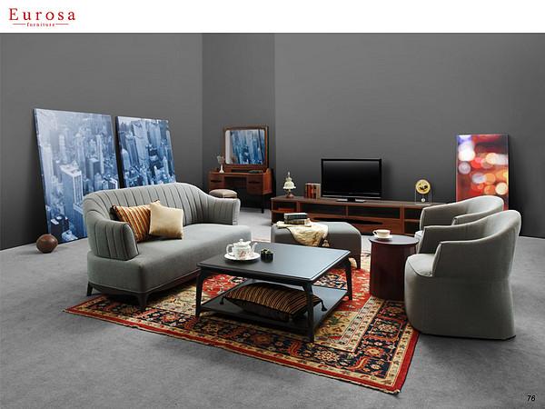 Beta Sofa Set (Pantone) NY