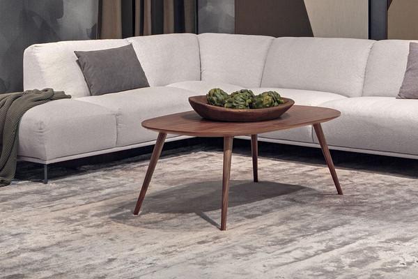 Arctic Fabric Sofa