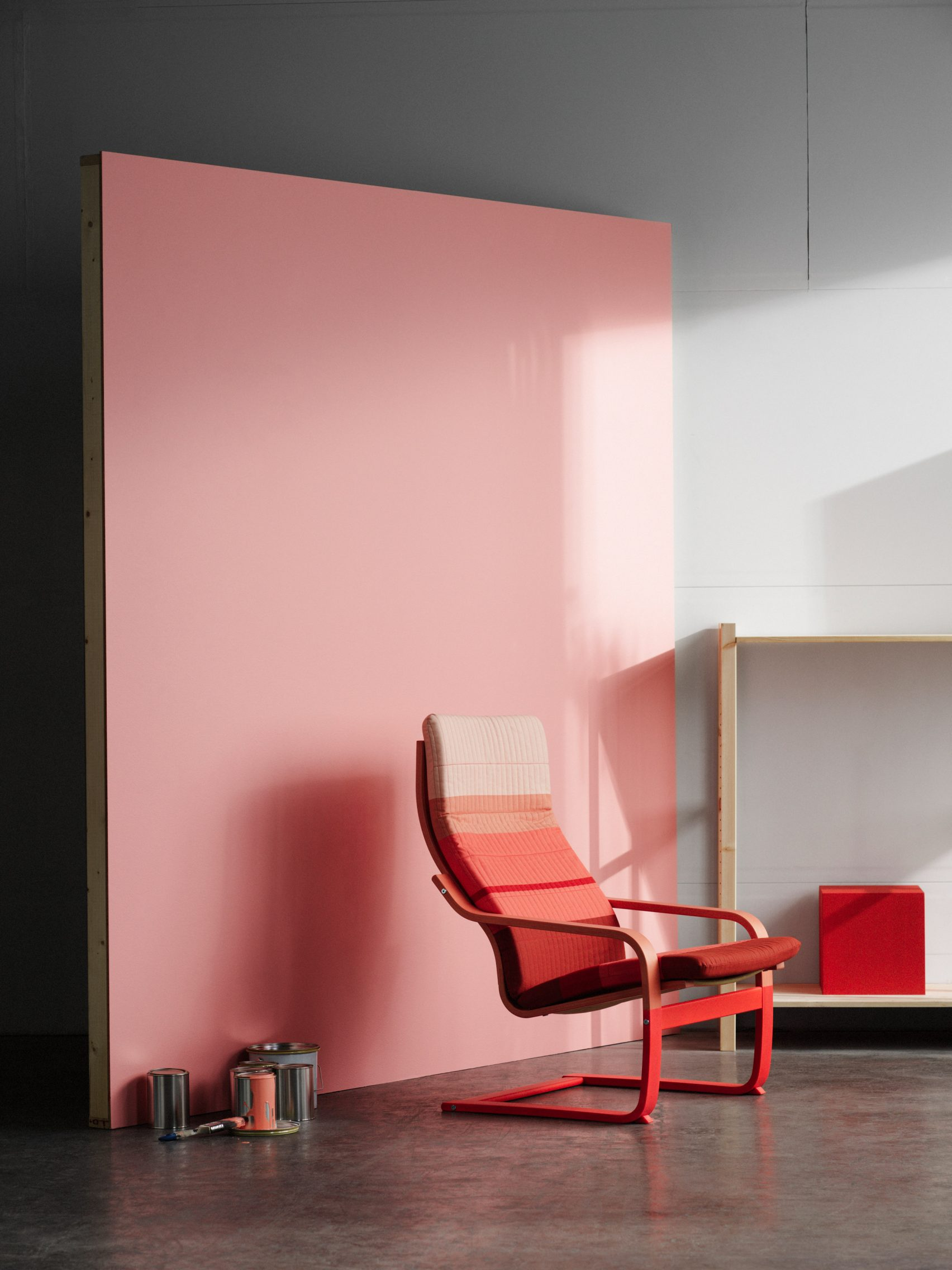 Ikea,IKEA asks Scholten & Baijings to hack two of its most popular furniture designs