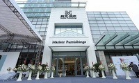How does American Markor dominate the Chinese furniture market in 20 years?