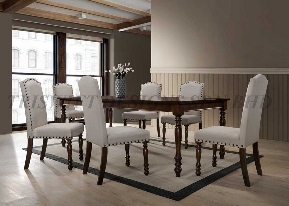 Ts Berry Dining Set Table, Ts Berry Furniture