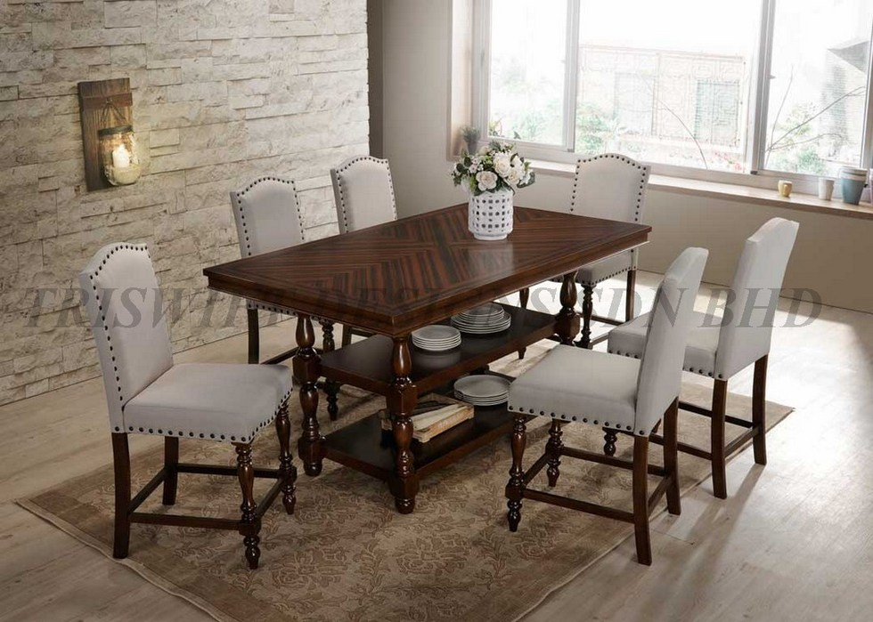Ts Berry Dining Room Set Table, Ts Berry Furniture
