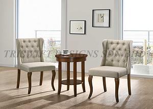 TS Pandora Armchair Coffee Table