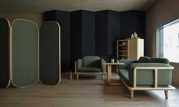 Chinese Furniture Brand Fnji Released the New Products of 2018