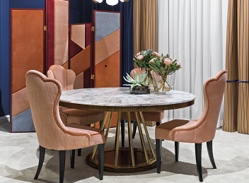 Dialogue with the Italian Furniture Luxury Brand Chiara Provasi