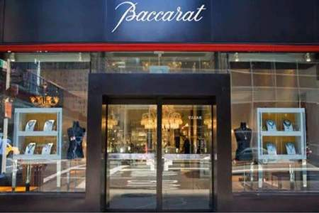 French Crystal Art Brand Baccarat Enters Jingdong Platform and its TOPLIFE