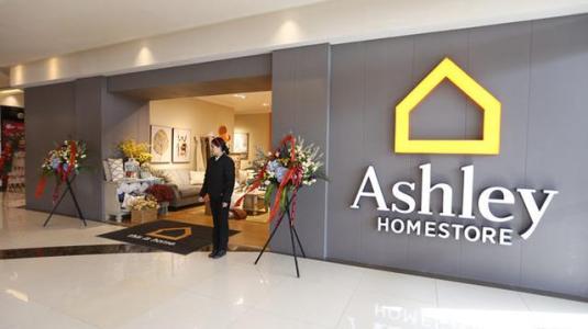 Six Years Of American Ashley Furniture In China Jjgle Com