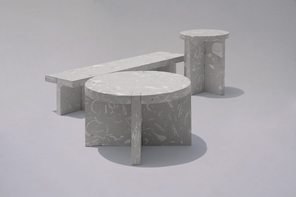 Bentu Design,Wreck furniture,Bentu Design creates Wreck furniture from ceramic waste