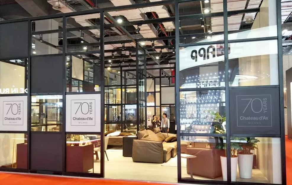 13 International Furniture Brands in the First China International