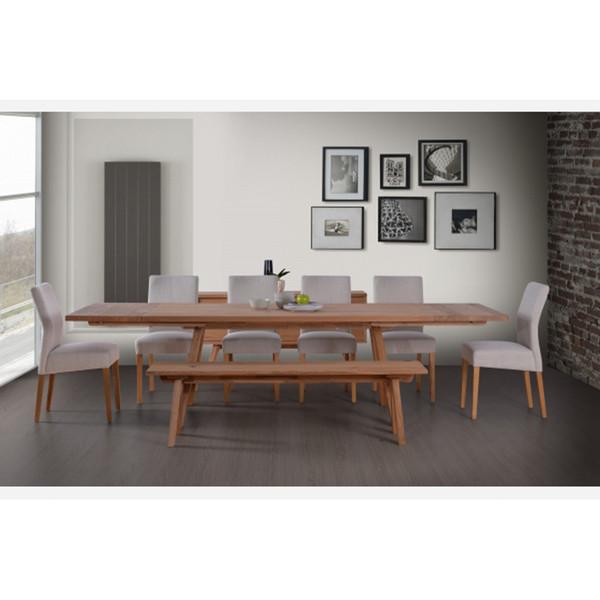 avignon-oak-Dinning table