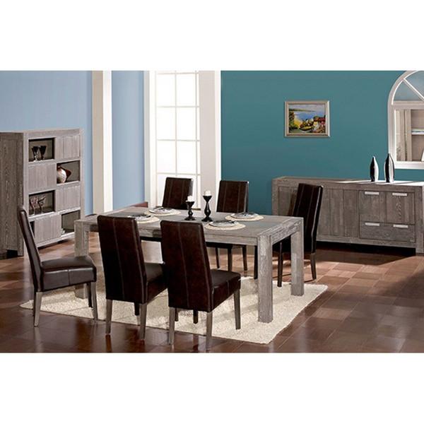 breda-oak-Dinning Table