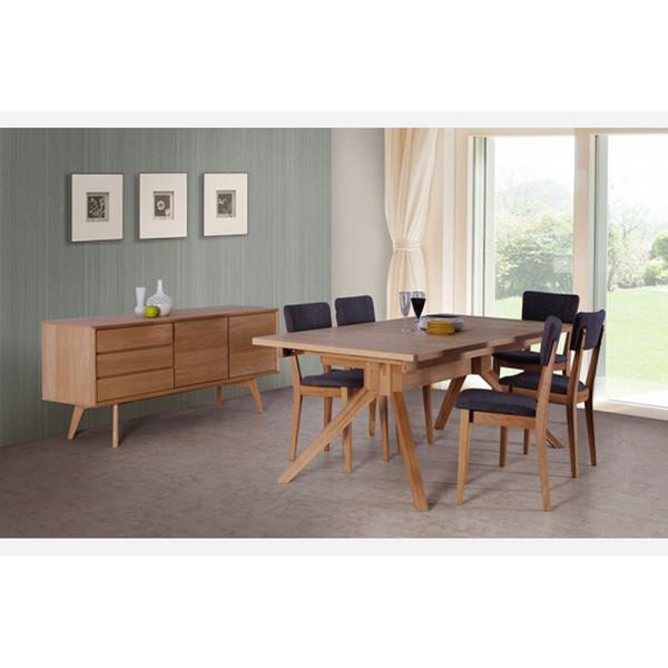 bruges-oak-Dinning Table (Pantone)