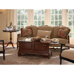 Stafford Storage Cocktail Table Coffee Table