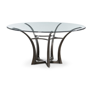 American Styles Dining Table Glass Table