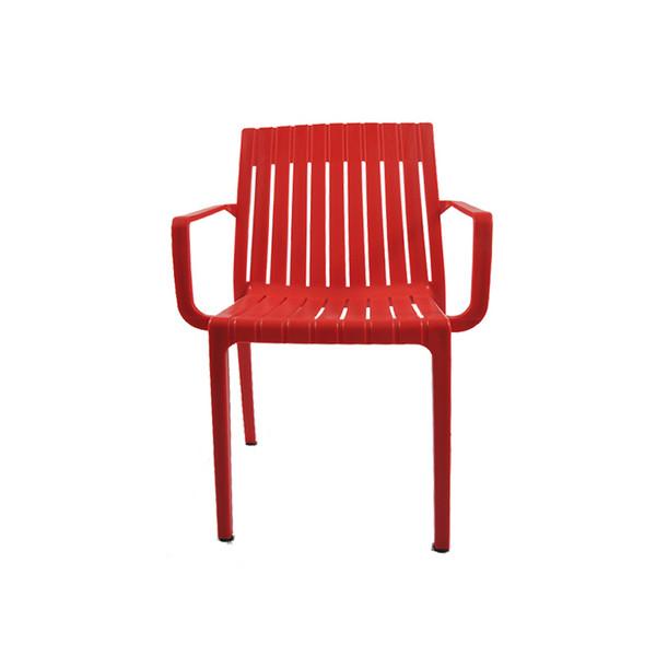 California Armchair - Red