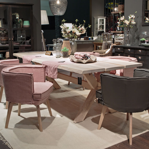 Nordic Copenhage Dining Table and Chair
