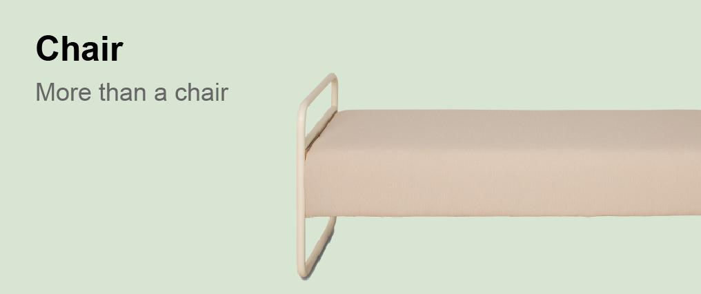 More than a chair