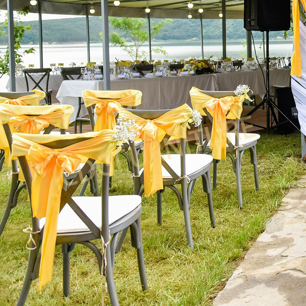 Fashion Stackable Wedding Banquet Event Rental Chairs New Design Color Light Weight Not Pp Plastic Chairs For Restaurant Party 657S-H45-ALU