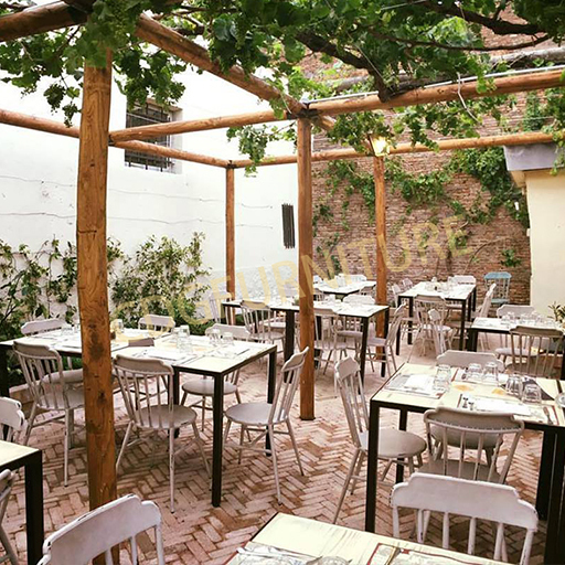 Hotel contract Furniture aluminium Stackable Dining Bar Club Pub Hub Chairs 722-H45-ALU