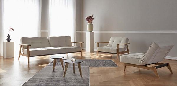 Sofa  Split Back