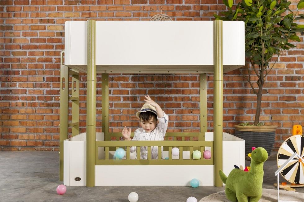 Magician Baby Bed Room Set