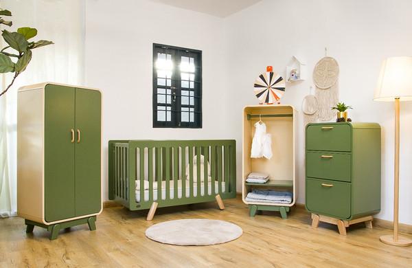 Sparrow Baby Bedroom Set