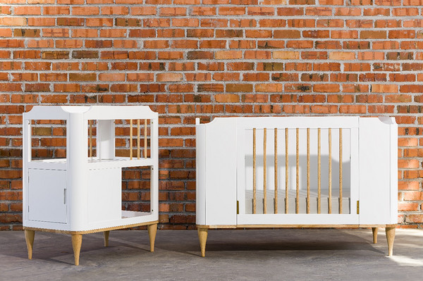 Polly Baby Bedroom Set