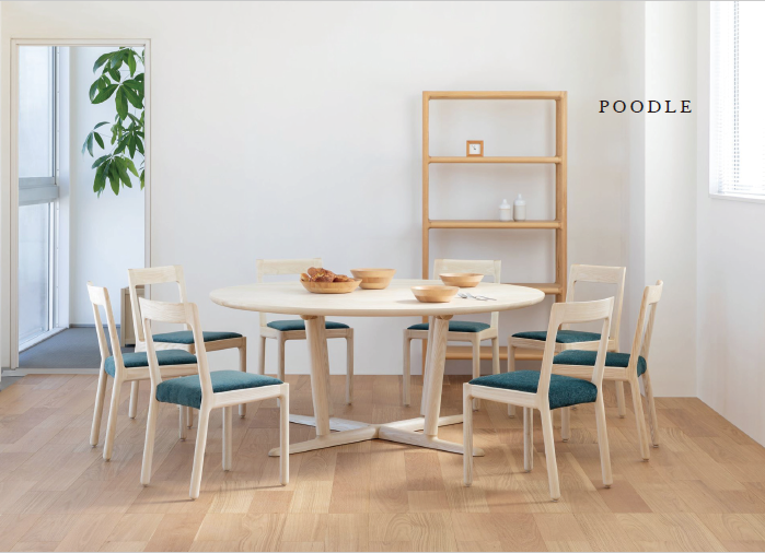 Dining Room Table & Chair (椅子徳製作所)