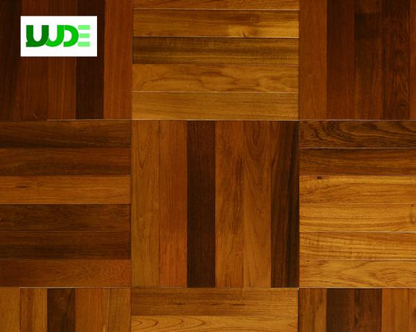 I-shaped SPC floor