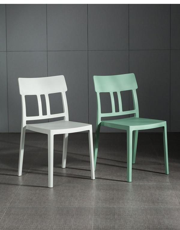 modern design high quality  plastic dining outdoor restaurant chair