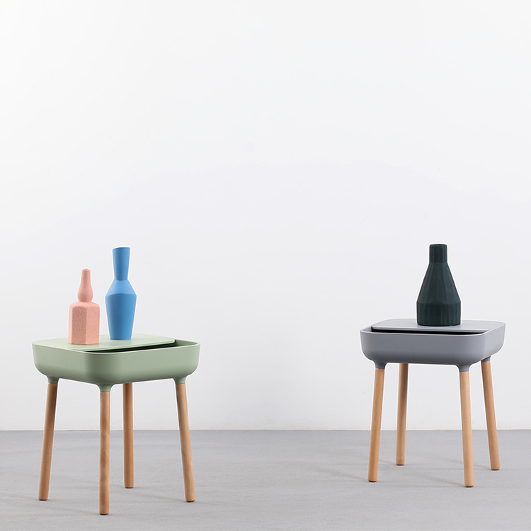 Small new candy side table