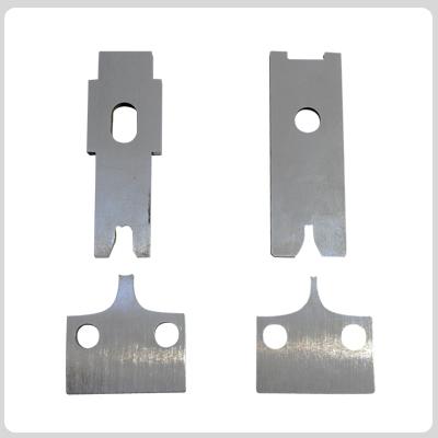 Terminal blade