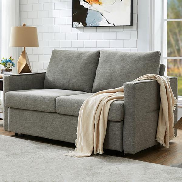 Modern Double Fabric Sofa