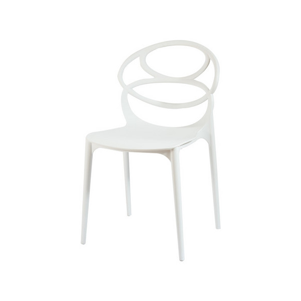 New white dinning chair