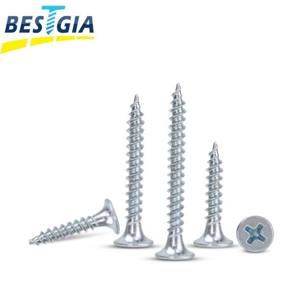 Metric drywall screws & inch drywall screws