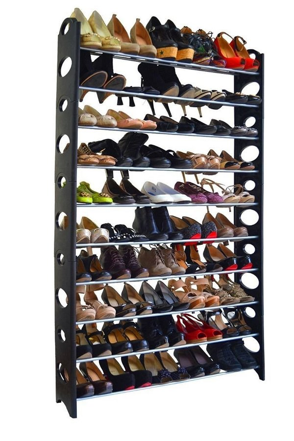 Large Shoe Rack Organizer for 50 Pairs Shoes