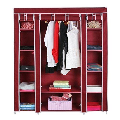 Wardrobe Cupboard Clothes Hanging