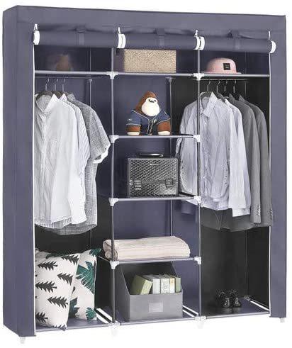 Free Standing Clothes Storage Organizer