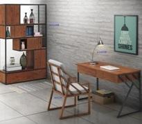 A1005B Minimalist Study Desk