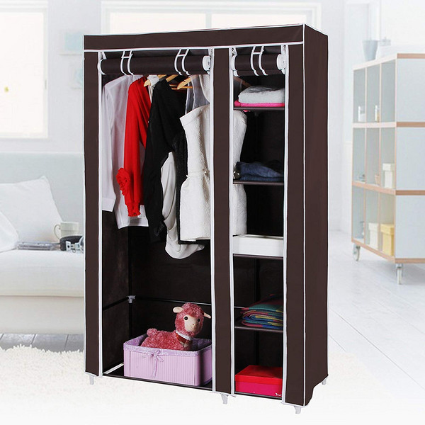 personal portable fabric wardrobe