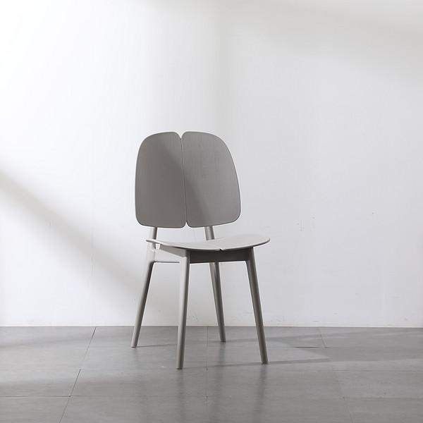 Modern Nordic Simple Dining Kitchen Multicolor Plastic Chair (Pantone)