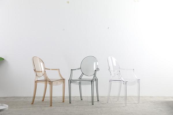 Transparent Acrylic Clear Chair