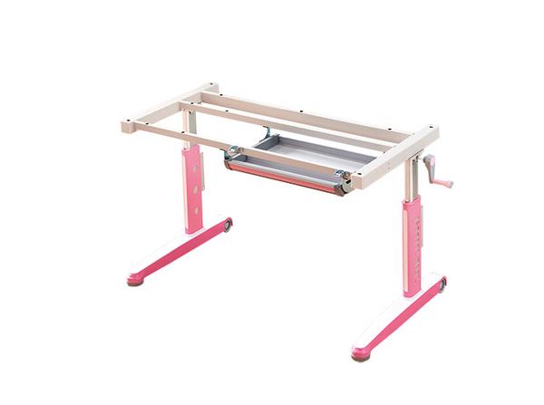 Metal frame for student desk
