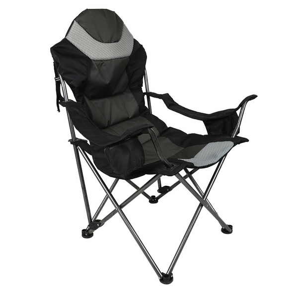 Deluxe Oversized Folding Camping Chair
