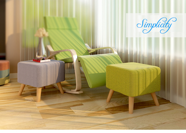 living room cute stool